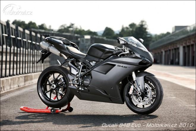 Ducati 848 Evo na MotoGP Laguna Seca