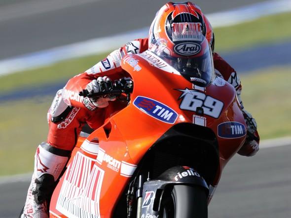 Ducati: Èeká se na rozhodnutí Rossiho