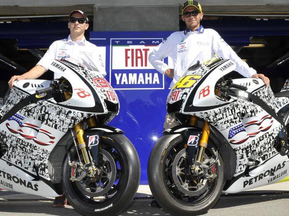 Yamaha o víkendu v nových barvách