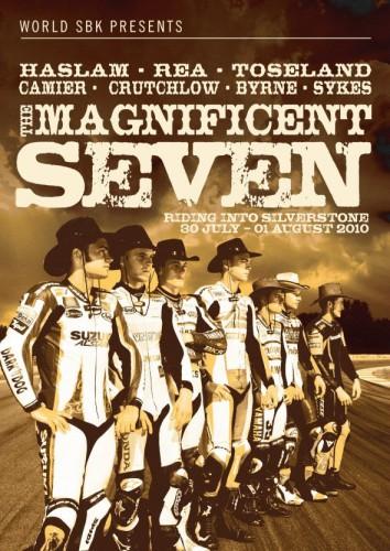 """The Magnificent 7″ - po èesky ""Sedm stateèných"""