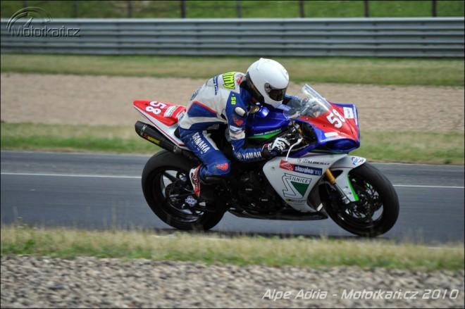 Bily Racing Team v Mostì