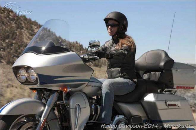 Novinky Harley-Davidson 2011