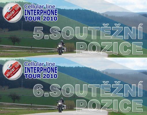 Interphone tour pozice 5 a 6