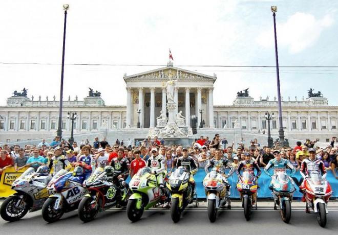 Èeská Grand Prix zaèala prologem ve Vídni