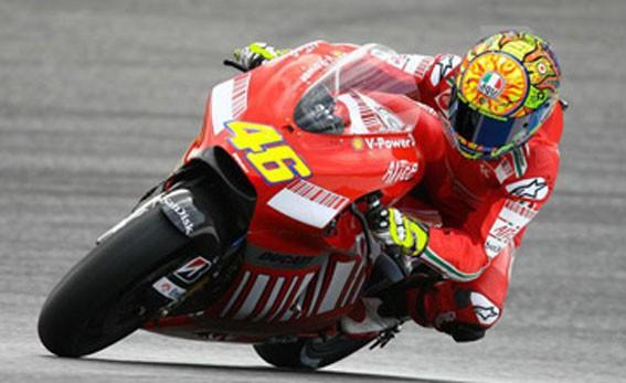 Další zajímavosti okolo pøestupu Rossiho k Ducati