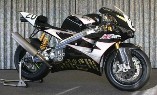 P�ijde v roce 2012 do MotoGP Norton?