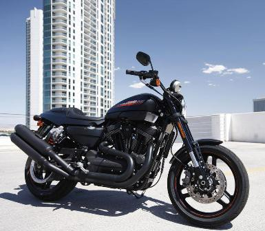 Video Harley Davidson XR1200X