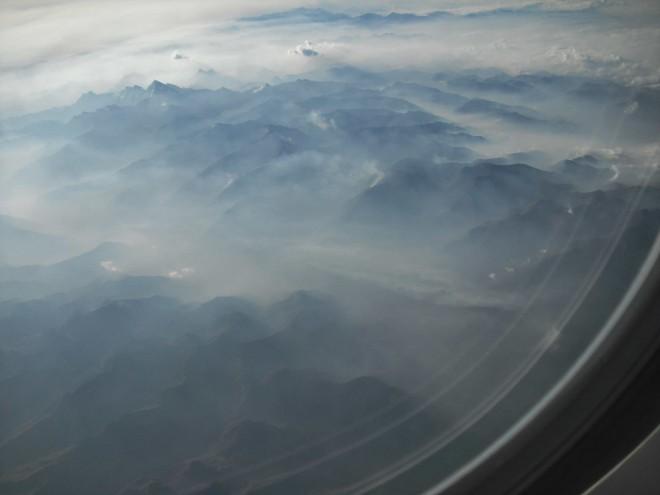 Putování k jezeru Titicaca se sajdkárou Jawasaki