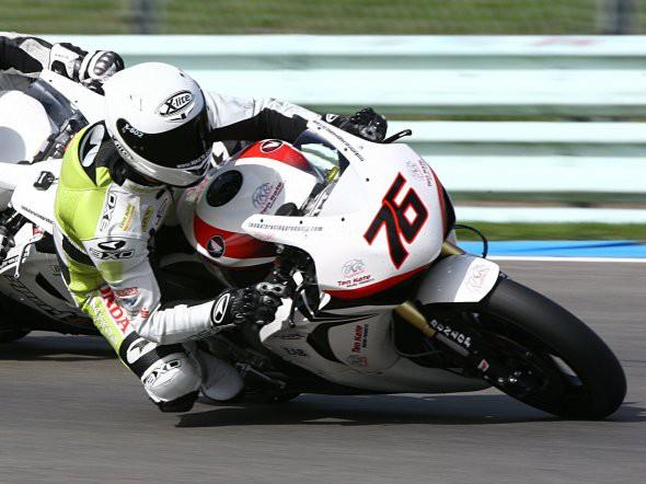 Neukirchner pojede zøejmì v roce 2011 Moto2