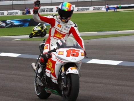 Alex de Angelis hledá tým a motorku na 2010 a také 2011
