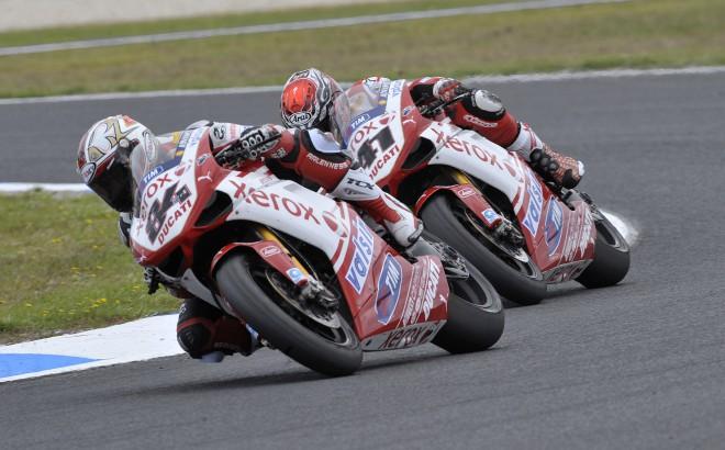 Ducati dnes odpoledne potvrdila odchod z WSBK