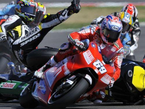 Grand Prix San Marina - páteèní volné tréninky