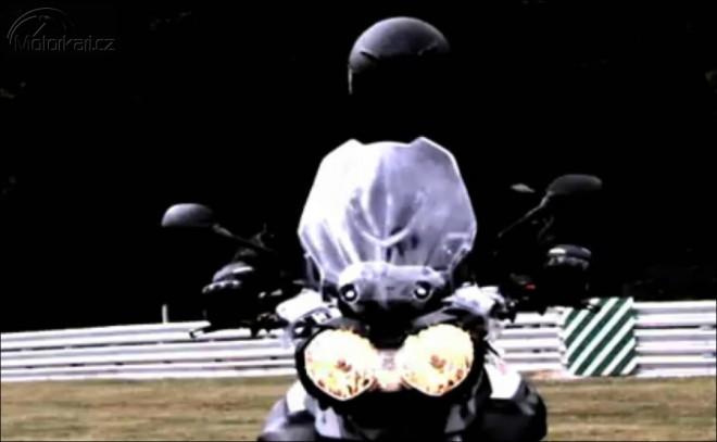 Další detaily Triumph Adventure 2011