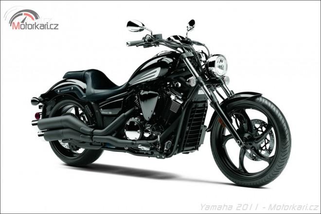 Yamaha Star Stryker a další novinky 2011
