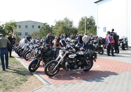 Pozvánka na Triumph sraz 2010
