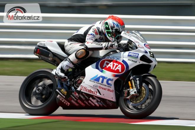Jakub Smrž v roce 2011 opìt na Ducati