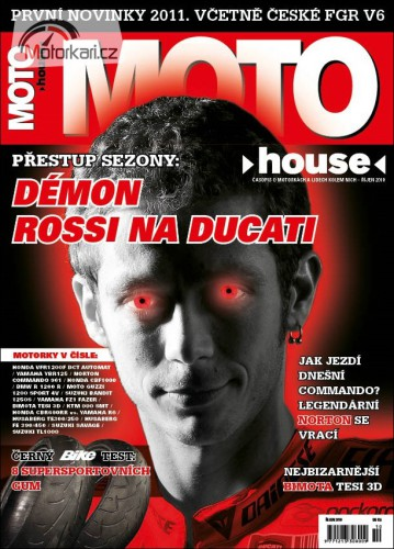 Motohouse 10/2010