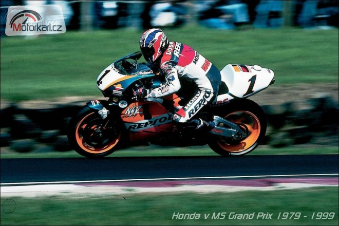 Honda v MS Grand Prix 1979 � 1999