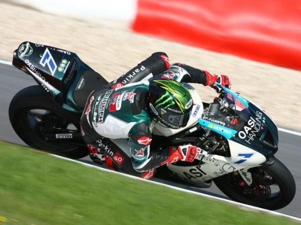 SSP: Triumph v roce 2011 se dv�ma jezdci