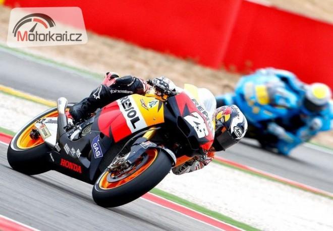 Grand Prix Aragón - pátek