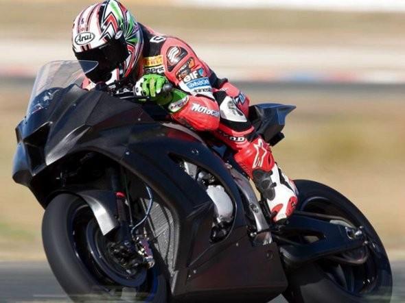 �sp�n� test nov� Kawasaki ve Valencii