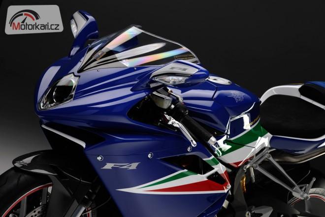 Limitovaná edice MV Agusta F4