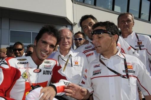 Elias v��� v n�vrat do MotoGP