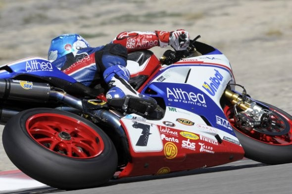 Imola - superbiky, první dìjství
