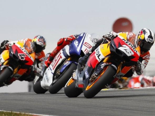 Kalendáø MotoGP 2011