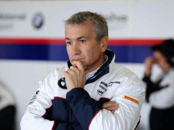 Tardozzi vyhozen od BMW