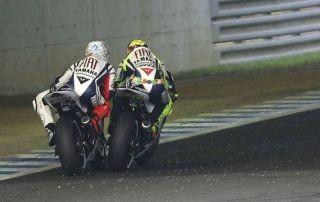 Yamaha kritizuje Rossiho