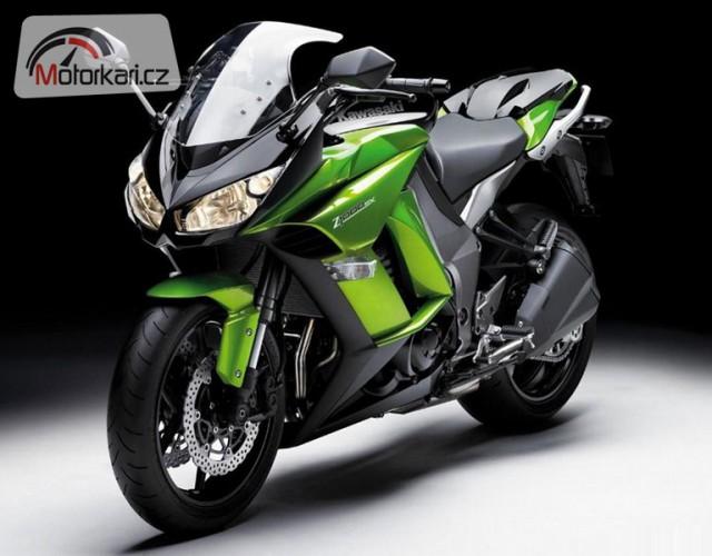 Suzuki e-Lets a Kawasaki Z1000SX + VN1700 Custom