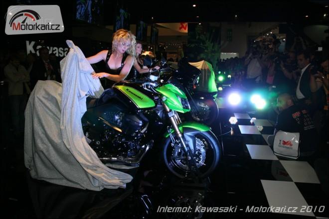 Intermot 2010: Kawasaki