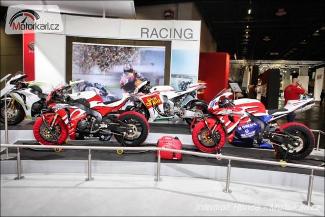 Intermot 2010: Honda