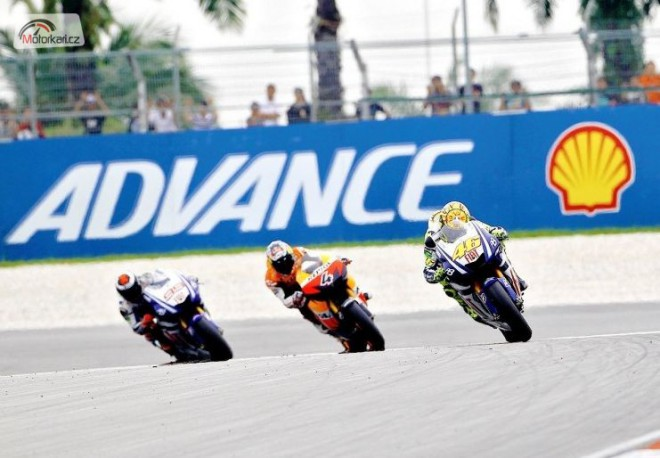 Grand Prix Malajsie - závod