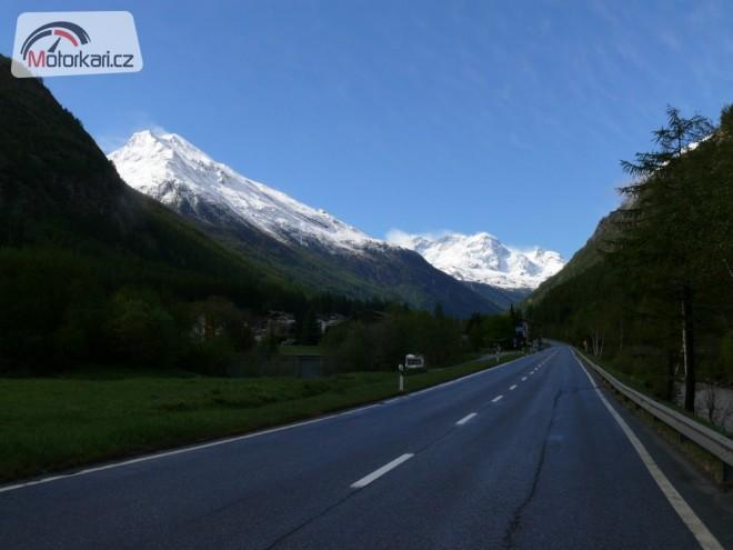 3000 km alpských