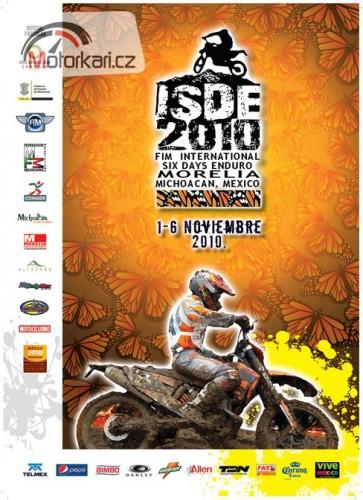 Blíží se motocyklová olympiáda v Mexiku