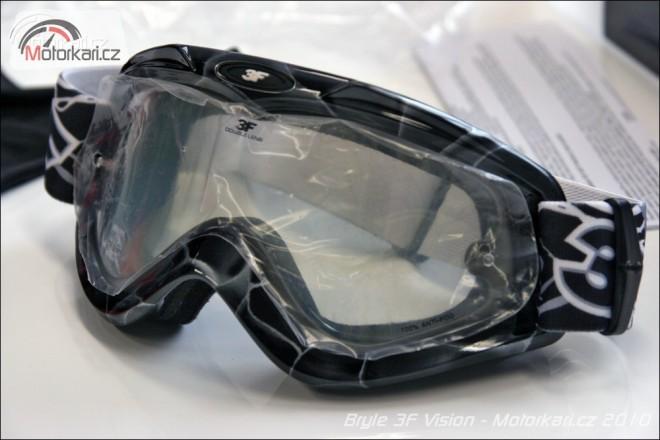Motokrosové brýle 3F Vision