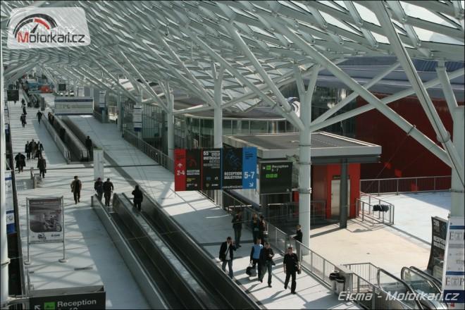 Výstava EICMA 2010 v Milánì již pøíští týden