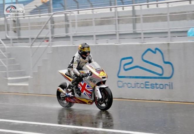 Grand Prix Portugalska - pátek