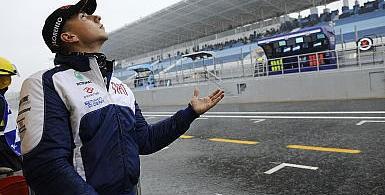 GP Portugalska - sobota