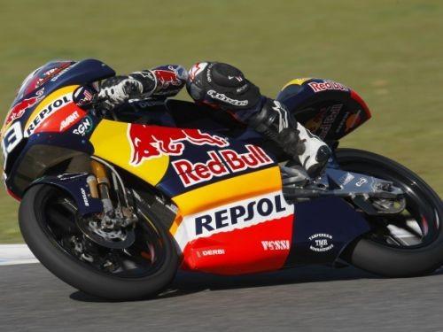 GP Portugalska - závod 125 ccm