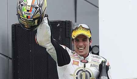 LCR Honda potvrdila Toniho Eliase
