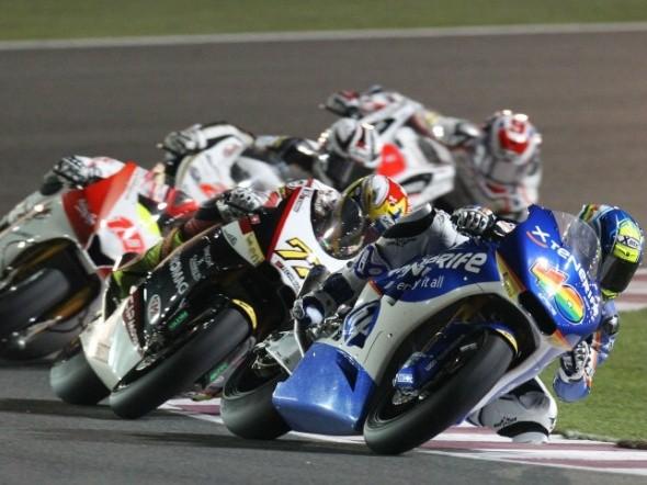 Týmy Moto2 na rok 2011 nominovány