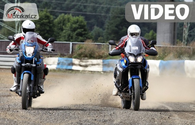 Yamaha XT660Z Tenere vs XT1200Z Super T�n�r�