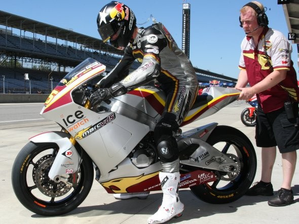 Redding bude testovat MotoGP