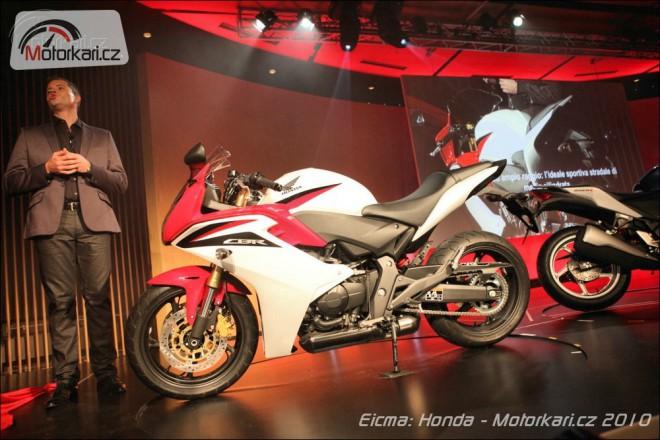 Eicma 2010: Honda