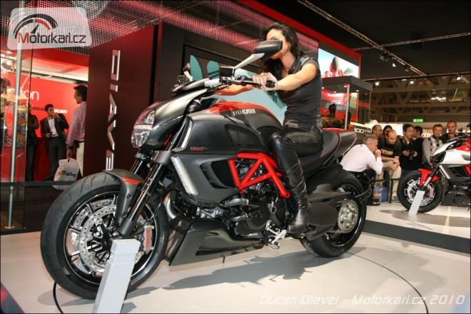 Eicma 2010: Ducati
