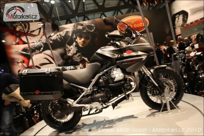 Eicma 2010: Moto Guzzi