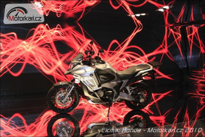 Eicma 2010: Koncepty Honda